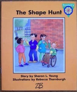 Paperback The Shape Hunt Book