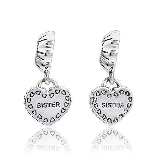Pandora My Special Sister Silver Dangle Charm 791383