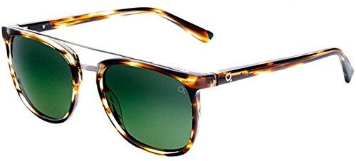 Sunglasses Etnia Barcelona Bonanova HVGR 53 18 142 Havana Green 100% Authentic