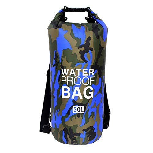 - LYN Star✨ Heavy Duty Vinyl Waterproof Dry Bag for Boating Kayaking Fishing Rafting Swimming Floating and Camping