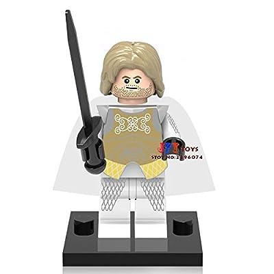 50pcs Building Blocks Game of Thrones TV Joffrey Baratheon Bricks Friends for Girl boy Gift Kids Children Toys brinquedos menina 423