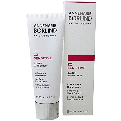 Annemarie Borlind ZZ Sensitive Night Cream, 1.7 Fluid Ounce (Packaging May Vary)