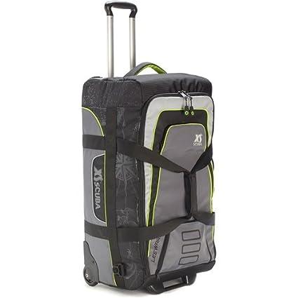 f708356f82a8 Amazon.com : XS Scuba Leeward 60 Roller Duffel : Sports & Outdoors