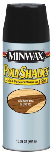 minwax-3148500000-polyshades-stain-polyurethane-in-1-step-1075-ounce-spray-mission-oak-gloss