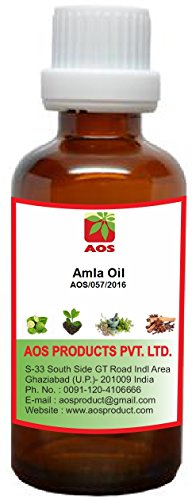 AOS Products 100% Pure Amla Oil ( 16.91 OZ ) by AOS