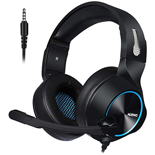 BANNAB Gaming Headset USB 7.1 Channel Sound Over-Ear Gaming