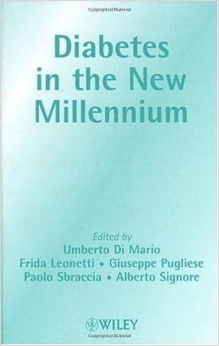 Diabetes in the New Millennium