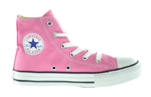 Converse C/T All Star Hi Little Kids Fashion Sneakers Pink