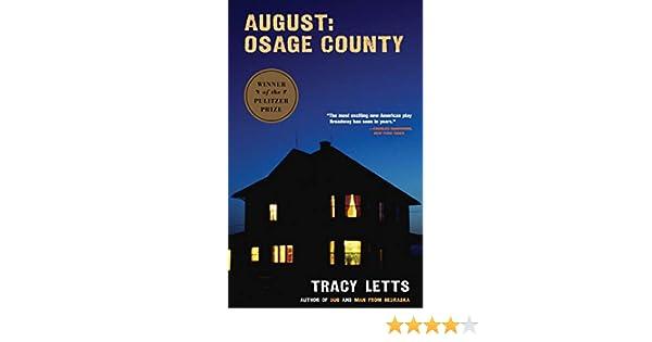 August: Osage County (Tcg Edition): Amazon.es: Tracy Letts: Libros en idiomas extranjeros