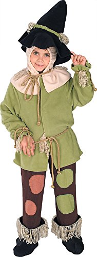 Boys - Wizard Of Oz Scarecrow Ch Sm Halloween Costume - Child Small