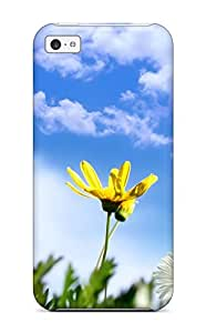 Best Tpu Fashionable Design Sunny Springtime Rugged Case Cover For Iphone 4/4s New 5959107K85504597