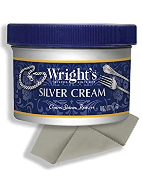 Wright's 8 ounce Silver Cleaner