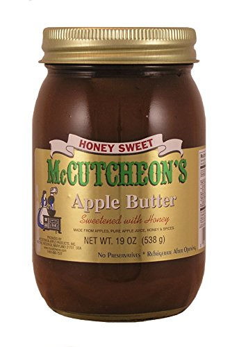 McCutcheon`s Honey Sweet Apple Butter