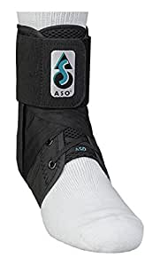 ASO Ankle Stabilizer, Black, 3X-Large