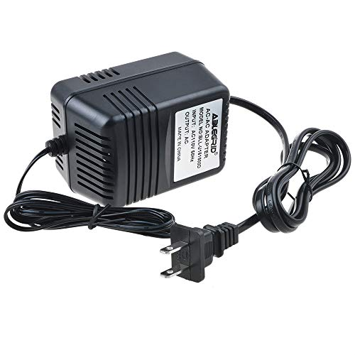 ABLEGRID 12V AC/AC Adapter for PetSafe PUL-275, UL-275, PUL-250, UL-250, PRF-275-19, PRF-275, RF-275 Petsmart Guardian PetSafe Radio Dog Pet Fence 12VAC Power Supply Cord Battery Charger