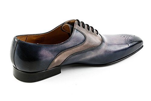 à MH15 de Ville Melvin Femme Hamilton amp; Bleu Bleu pour 1362 Chaussures Lacets Z0wq0X