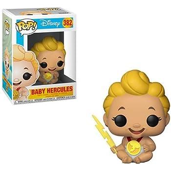 Amazon.com: Hercules bebé Hercules Pop. Vinilo Figura y ...