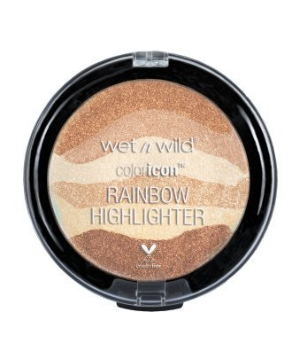 Wet n Wild Color Icon Rainbow Highlighter – Bronze Over the Rainbow