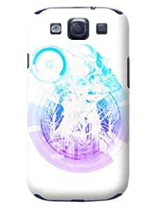 Custom Lightweight Waterproof fashionable tpu Phone Protector Cover for Samsung Galaxy S3