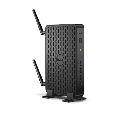 Wyse Technology 3290 Thin Client Intel Celeron N2807 1.58GHz 4GB RAM 16GB Flash Windows Embedded Standard 7 DVI 909802-01L