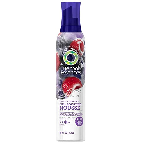 Herbal Essences Hair Mousse 6.8 Oz, Pack of 3