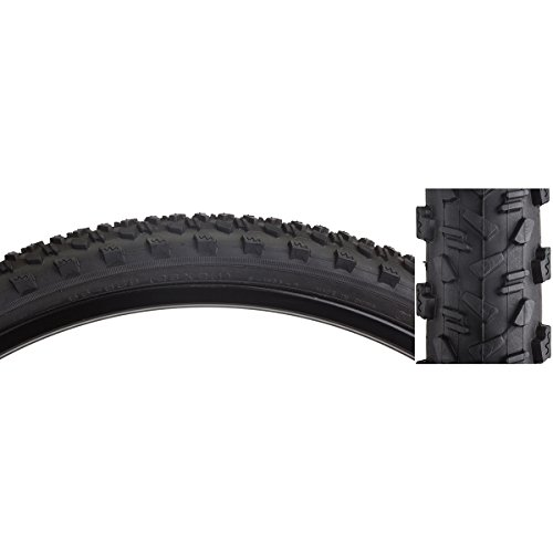 CST Sunlite Crusader Comp Steel Bead Tire, 26 x 2.10, Black by CST
