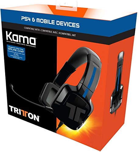 TRITTON Kama Stereo Headset for PlayStation 4, Xbox