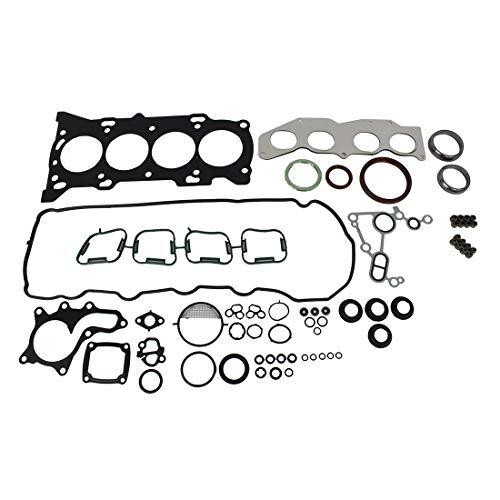 - DNJ FGS9055 Full Gasket/Sealing Set 2009-2015 / Scion, Toyota/Camry, Highlander, RAV4, Sienna, tC / 2.5L, 2.7L / DOHC / L4 / 16V / 152cid, 163cid / 1ARFE, 2ARFE
