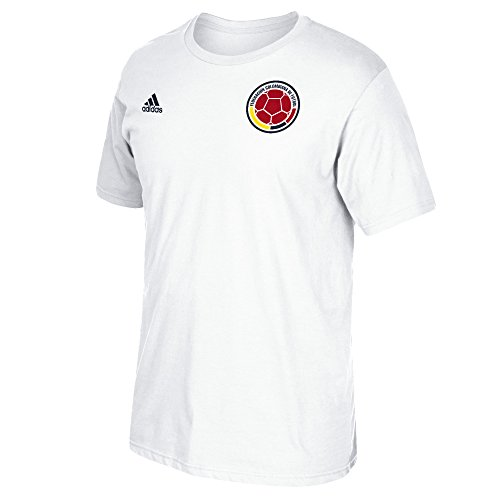 Soccer International Jersey (adidas International Soccer Real Madrid Adult Men Global Soccer Jersey Hook S/Tee, Medium, White)