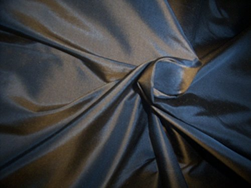 "SILK TAFFETA IRIDESCENT CHESTNUT BROWN/BLUE~PRINCESS 54"" - Hobbies,Home decor,Sewing,Fashion,Doll Dress,Furnishing,Interior."