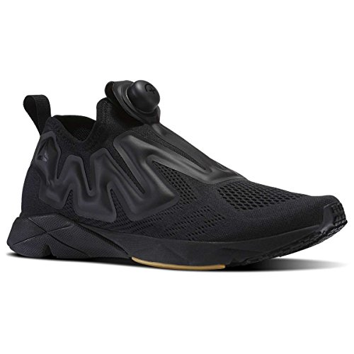 Men Reebok Pump (Reebok Men's Pump Supreme Engine Sneaker, Black,13 M US)