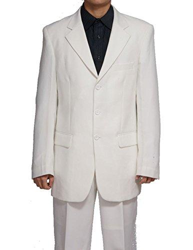 cream suit - 2