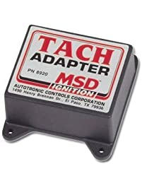 MSD Ignition 8920 Magnetic Pickup Tachometer Adapter