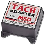 amazon autometer tach adapter for distributorless ignitions Auto Meter Accessories msd 8920 magnetic pickup tachometer adapter