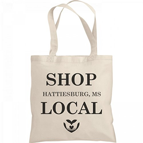 Shop Local Hattiesburg, MS: Liberty Bargain Tote - Hattiesburg Shopping