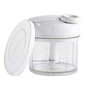 The Pampered Chef All New Manual Food Processor Chopper