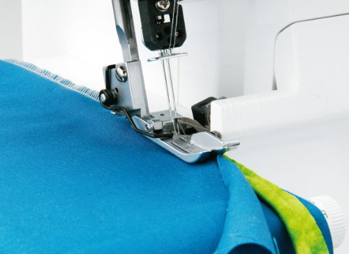Brother SA210 Serger Piping ft . house Kitchen Features