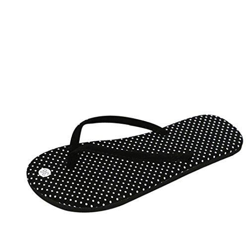 Fheaven Vrouwen Sandalen Zomer Toevallige Slippers Sandalen Schoenen Slipper Indoor & Outdoor Flip-flops A