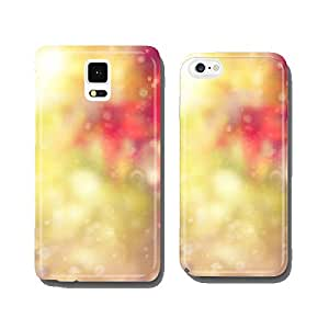 art abstract autumn tree nature background cell phone cover case iPhone6