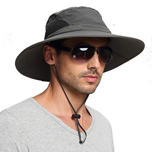 EINSKEY Men's Waterproof Sun Hat