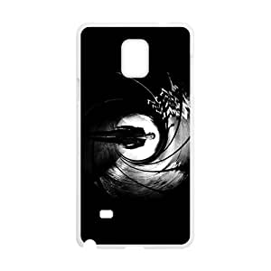 Cool-Benz skyfall handsome man Phone case for Samsung galaxy note4