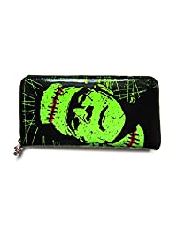 Banned Frankenstein Wallet - Black / One Size