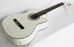 Cher rystone 4260180887068 4/4 4 banda Guitarra clásica con ...
