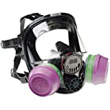 NSP760008A - 7600 Series Full-facepiece Respirator Mask, Medium/large