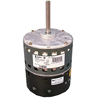 Oem upgraded york luxaire coleman 1 4 hp 230v condenser for Trane fan motor replacement cost