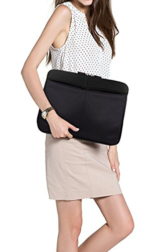 70630580c861 Kroo Laptop Sleeve Tablet Bag, Water Resistant Neoprene Notebook ...