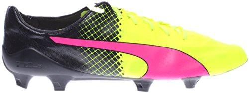 Puma Mens Evospeed Sl Ii Astuces Fg Football Chaussure Rose / Noir
