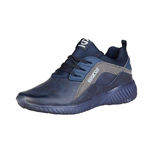 Sparco JARI Sneakers Herren Blau