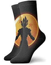 Youth Sports Socks,Dragon Ball Z Crew Socks Outdoor Socks For Gilrs And Boys