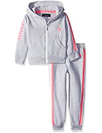 Girls' French Terry Set,